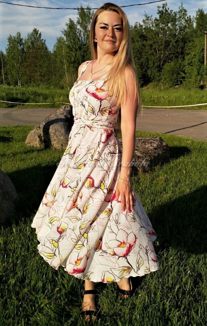 Сарафан Фрезия