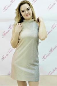 Коктейльное Платье Вилма